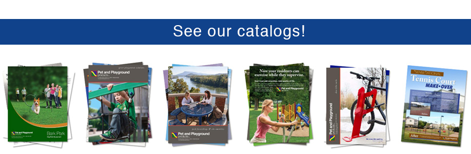 See our catalogs!